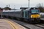 "Vossloh 2687 - DRS ""68009"" 01.03.2016 Banbury,Station [AUS] Matthew Ayto"
