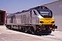 """Vossloh 2689 - Chiltern """"68011"""" __.07.2014 Albuixech,VosslohEspaña [E] Chiltern Railways"""