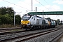 "Vossloh 2692 - DRS ""68014"" 31.07.2015 Lichfield Trent Valley North [GB] Jack Meakin"