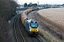 "Vossloh 2693 - DRS ""68015"" 20.01.2015 Alrewas [GB] David Pemberton"