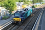 "Vossloh 2695 - DRS ""68017"" 26.05.2016 Patchway, Station [GB] David Moreton"