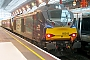 "Vossloh 2696 - DRS ""68018"" 13.02.2017 London, Marylebone Station [GB] Julian Mandeville"