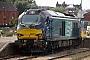 """Vossloh 2697 - DRS """"68019"""" 25.07.2016 Norwich [GB] Julian Mandeville"""