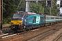 """Vossloh 2700 - DRS """"68022"""" 21.09.2016 Norwich,Station [GB] Julian Mandeville"""