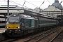 """Vossloh 2702 - DRS """"68024"""" 21.09.2016 Norwich,Station [GB] Julian Mandeville"""