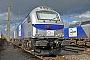 "Vossloh 2739 - Europorte ""4034"" 05.11.2014 Saint-Jory,Triage [F] Thierry Leleu"