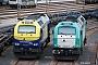 "Vossloh 2523 - Continental Rail ""335 016-2"" 21.11.2011 ? [E] Alexander Leroy"