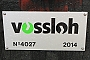 """Vossloh ? - VFLI """"E4027"""" 21.01.2015 Avignon [F] Nicolas Villenave"""