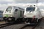 "Vossloh ? - Beacon Rail ""68001"" __.12.2013 Velim [CZ] Archiv MainlineDiesels.net"