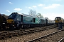 "Vossloh 2679 - DRS ""68001"" 18.04.2015 Barrow Hill, Barrow Hill Roundhouse Railway Centre [GB] Owen Evans"