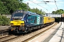 "Vossloh 2679 - DRS ""68001"" 17.07.2016 Kings Norton, Station [GB] Owen Evans"