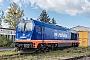 """Voith L06-30018 - Raildox """"92 80 1264 002-7 D-RDX"""" 30.09.2019 - EbelebenFrank Schädel"""