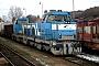 """ZOS Zvolen 62A / 017 / 06 - ZSSK Cargo """"736 017-5"""" 05.02.2018 HornáŠtubňa [SK] Julian Mandeville"""
