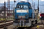 """ZOS Zvolen 62A / 024 / 07 - ZSSK Cargo """"736 022-5"""" 30.03.2017 Vrútky [SK] Julian Mandeville"""
