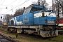 """ZOS Zvolen 62A / 027 / 08 - ZSSK Cargo """"736 024-1"""" 05.01.2018 Vrútky [SK] Julian Mandeville"""